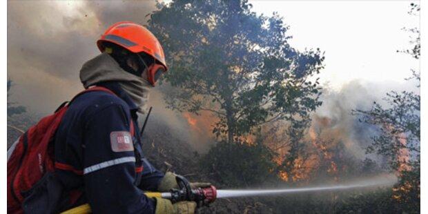 Acht Tote in Spaniens Feuerhölle