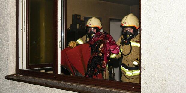 26-Jähriger stirbt bei Wohnungsbrand in Tirol