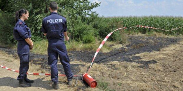 Feuermord: Verdächtiger bleibt in U-Haft