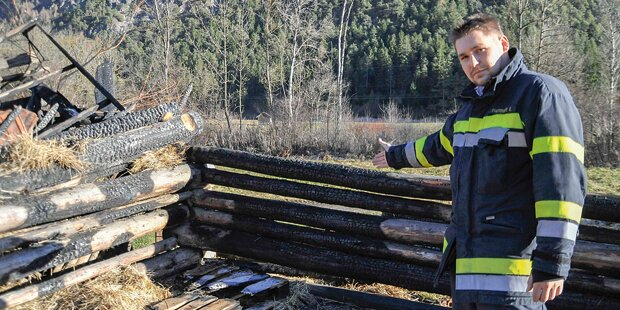 Feuerteufel legte 9 Brände