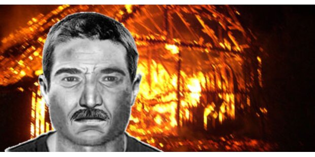 Polizei sucht Feuerteufel von Zeiselmauer