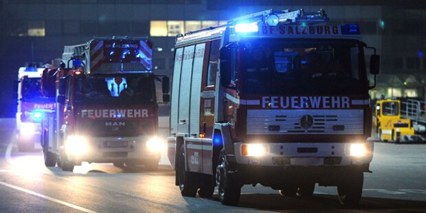 24-jährige Mutter bei Brand schwer verletzt
