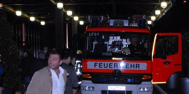 Brand in Münchner U-Bahn-Station: Großeinsatz