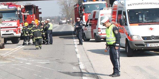 Pkw geriet auf Tauernautobahn in Brand
