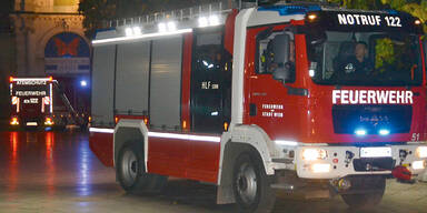 13 Verletzte bei Brand in Christian-Doppler-Klinik