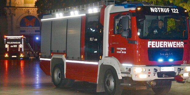 Silvester: Zehn Verletzte durch Rauchgase bei Party in Linz