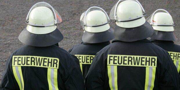 Feuer in Haus in Wörgl: Eine Tote