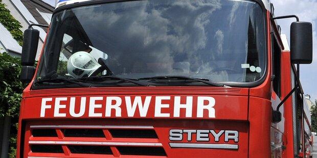 Die Feuerwehr Anthering feiert Jubiläum