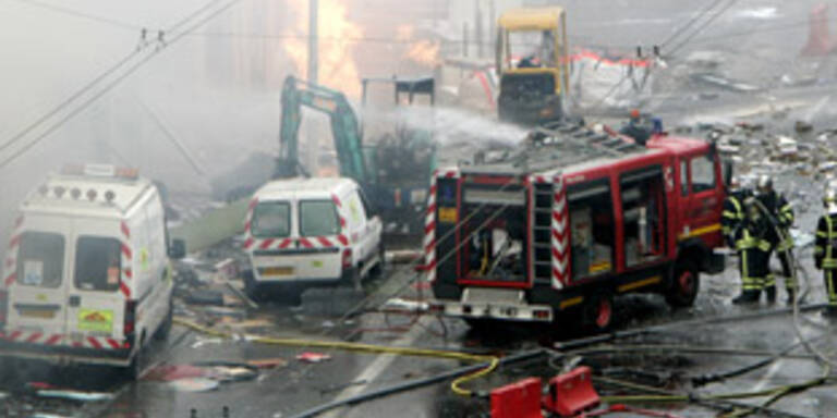 Gasexplosion legt Altstadt von Lyon in Trümmer