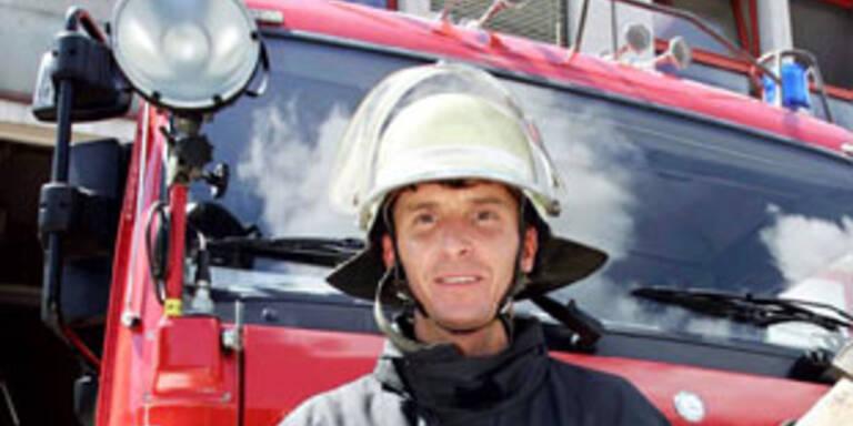Feuerwehr half in Kärnten als Samenspender aus