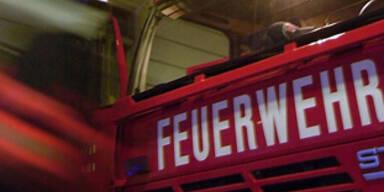 Berghotel in Salzburg steht in Flammen