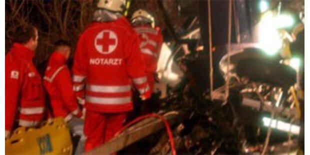 Auto geriet auf Tauernautobahn in Brand