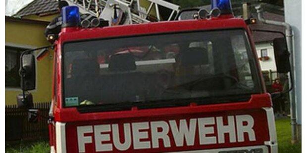 Brand in Kärntner Asylwerbergheim