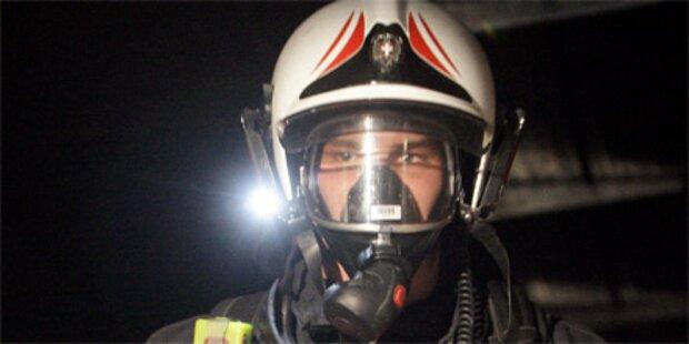 Feuerwehr rettet 15-Jährigen aus Flammen