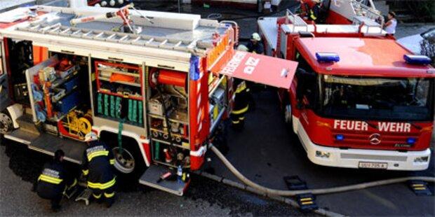 Kerze fackelt Haus in Laakirchen ab