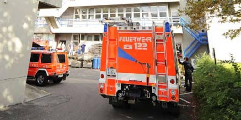 Feuerwehreinsatz bei Fernwärme Wien