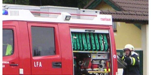 Kärntner an Rauchgasen erstickt