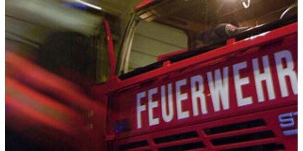 Zwei Verletzte bei Wohnhausbrand im Pinzgau