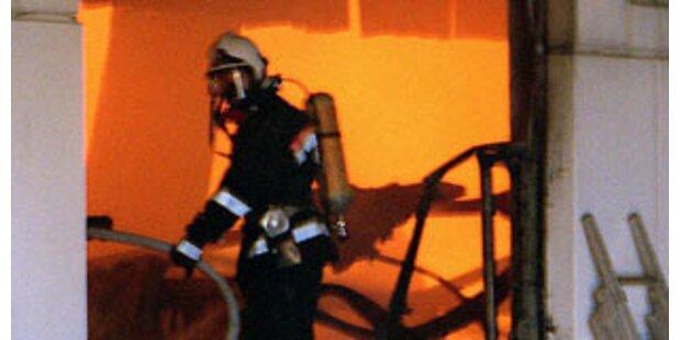 Drei Verletzte bei Bränden in Tirol