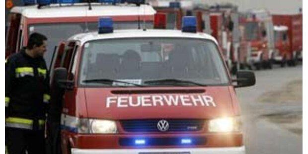 Pensionist bei Wohnungsbrand gestorben
