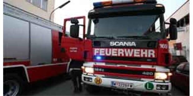 Drei Großbrände in Vorarlberg