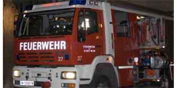 Eine Tote bei Brand in Hochhaus in Steyr