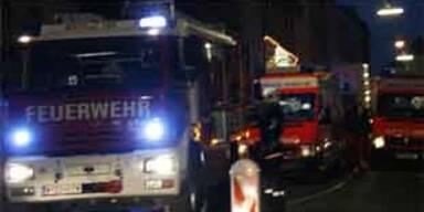 Drei Verletzte nach Wohnhausbrand in Osttirol