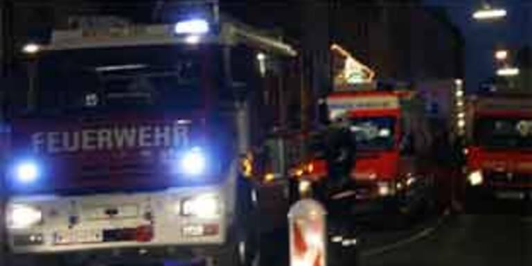 Vierjähriges Kind nach Brand in Bludenz verletzt