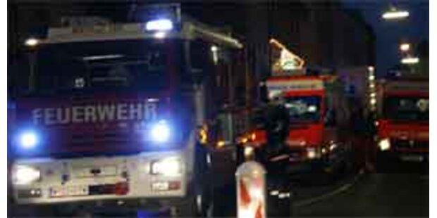 Brand in Bregenzer Innenstadt