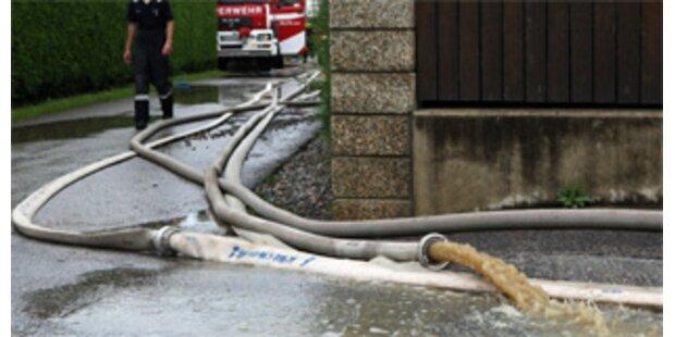 Feuerwehren im Burgenland im Dauereinsatz