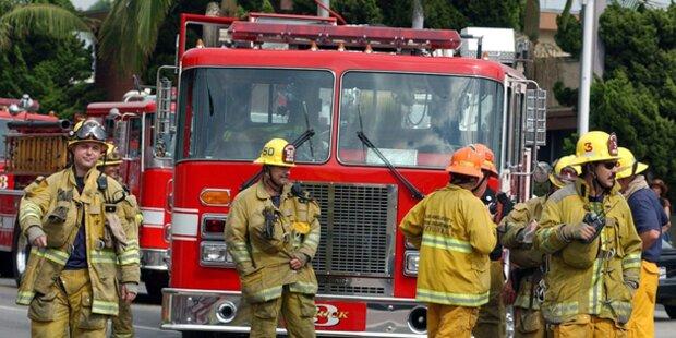 Feuerwehr über Porno-Dreh erzürnt