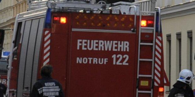 Mehrere Verletzte nach Brand in Wien