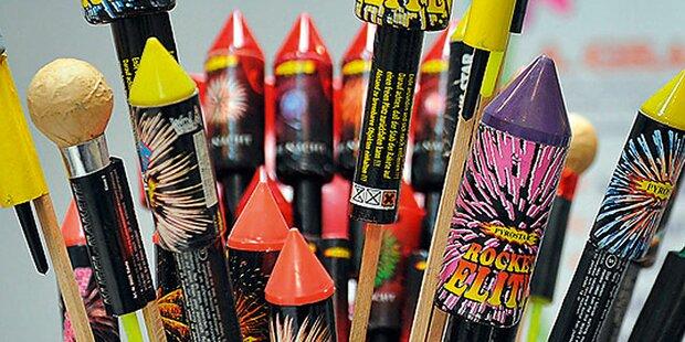 Privates Feuerwerk