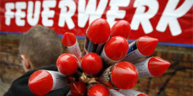 Tiroler lagerte 600 kg Raketen