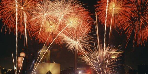 Dubai will Silvester mit Rekordfeuerwerk feiern