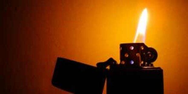 Abgewiesener setzte Mädchen in Brand