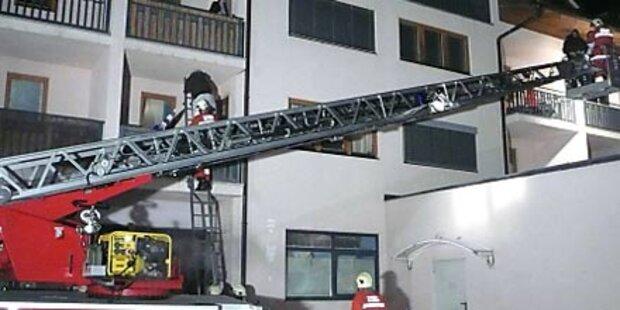 Feuerwehr zum 7. Mal in gleicher Wohnung