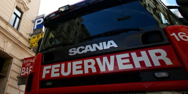 Lkw rammte Auto: Lenker schwer verletzt