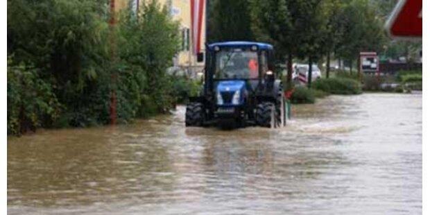 Südoststeiermark: neues Hochwasser