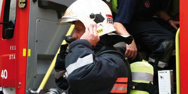 69-Jähriger aus verqualmter Wohnung gerettet