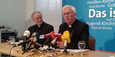 Neuer Salzburger Erzbischof stellte sich vor