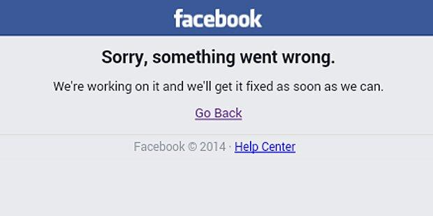 So kam es zum Facebook-Ausfall