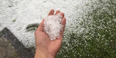 Steiermark: Schäden nach Unwettern