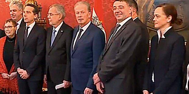 Das ist der neue Koalitions-Pakt