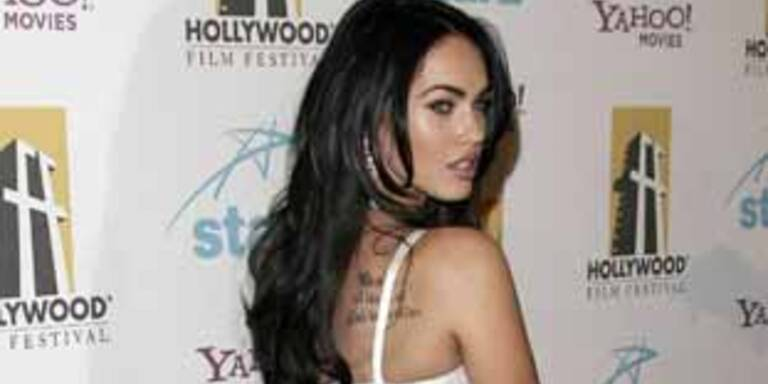 Megan Fox wurde zur sexiesten Frau 2008 gewählt.