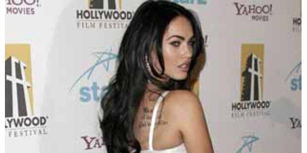 Engländer wählen Megan Fox zur FHM Sexiest Woman