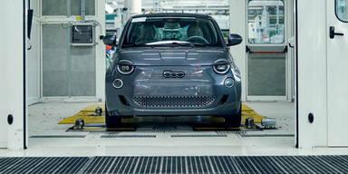 Neues Werk für E-Autos von Fiat, Alfa und Jeep