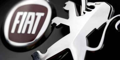 Grünes Licht für Fusion von Peugeot und Fiat