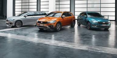 Fiat Tipo: Facelift und neue Outdoor-Variante