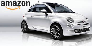 Fiat verkauft 500 und Panda auf Amazon